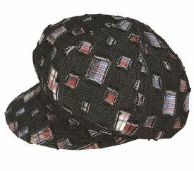 デニム408Wキャスケット sp225帽子・大きいサイズOK・日本製