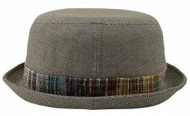 帽子・大きいサイズOK SP472:OT綿麻オックス323Sポークハット-sp472