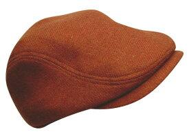 ソフトウール464ハンチング sp349帽子・大きいサイズOK・ウール素材・日本製