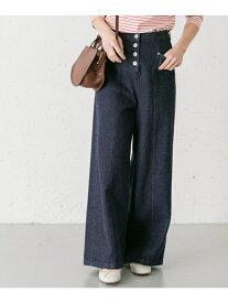 [Rakuten Fashion]【SALE/30%OFF】デニムバギーパンツ ROSSO アーバンリサーチロッソ パンツ/ジーンズ ジーンズその他 ブルー ホワイト【RBA_E】【送料無料】
