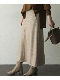 [Rakuten Fashion]【SALE/30%OFF】ネップツイードロングスカート ROSSO アーバンリサーチロッソ スカート スカートその他 ベージュ ブラウン【RBA_E】【送料無料】