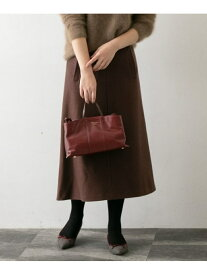 [Rakuten Fashion]【SALE/30%OFF】ウール混Aラインスカート ROSSO アーバンリサーチロッソ スカート スカートその他 ブラウン ベージュ【RBA_E】【送料無料】
