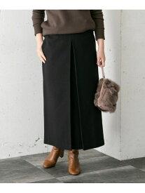 [Rakuten Fashion]フロントタックロングスカート ROSSO アーバンリサーチロッソ スカート スカートその他 ブラック パープル ブラウン【送料無料】