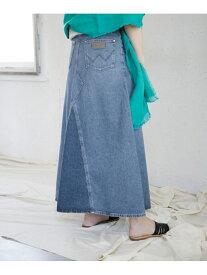 [Rakuten Fashion]【予約】【別注】WranglerDENIMFLARESKIRT ROSSO アーバンリサーチロッソ スカート スカートその他【先行予約】*【送料無料】