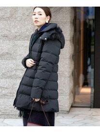 [Rakuten Fashion]【SALE/50%OFF】【Oggi掲載】ロングダウンコート ROSSO アーバンリサーチロッソ コート/ジャケット ダウンジャケット ネイビー グレー【RBA_E】【送料無料】