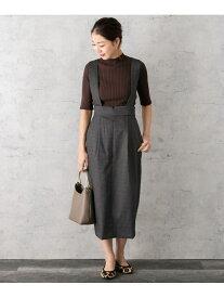 [Rakuten Fashion]【SALE/50%OFF】【Oggi掲載】ヘリンボーンタイトスカート ROSSO アーバンリサーチロッソ スカート スカートその他 ブラック ブラウン【RBA_E】【送料無料】