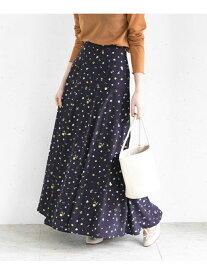 [Rakuten Fashion]【予約】カラフル小花柄スカート ROSSO アーバンリサーチロッソ スカート スカートその他 ネイビー ブラック【先行予約】*【送料無料】
