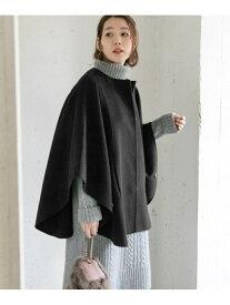[Rakuten Fashion]ウールアンゴラリバーシブルポンチョ ROSSO アーバンリサーチロッソ コート/ジャケット ポンチョ【送料無料】