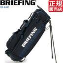 ブリーフィング キャディバッグ ゴルフバッグ BRIEFING CR-4 #02 ゴルフ GOLF カート スタンド 軽量 軽い メンズ レデ…