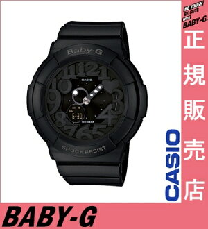 It is the ★ Casio Baby-G black BGA-131-1BJF casio Baby-G Lady's Casio watch Lady's casio watch Baby-G neon dial watch neon dial series for Quo card 2,000 yen in the ★ review during the Autumn sale