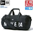ニューエラ ダッフルバッグ 40L 正規販売店 12108726 プリントロゴ ショルダーバッグ バッグ NEW ERA DRUM DUFFLE BAG…
