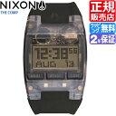 ニクソン 腕時計 送料無料 [正規3年保証] NA408001 ニクソン コンプ レディース NIXON 時計 NIXON COMP ALL BLACK 腕時計...