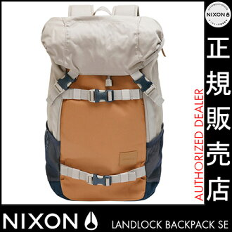 Review coupon 1000 yen / ★ authorized retail store NC2394400 Nixon landrock SE Nixon Luc Nixon bags nixon LANDLOCK SE backpack style cute Luc mens Luc ladies Backpack Backpack high school school Luc commuter travel