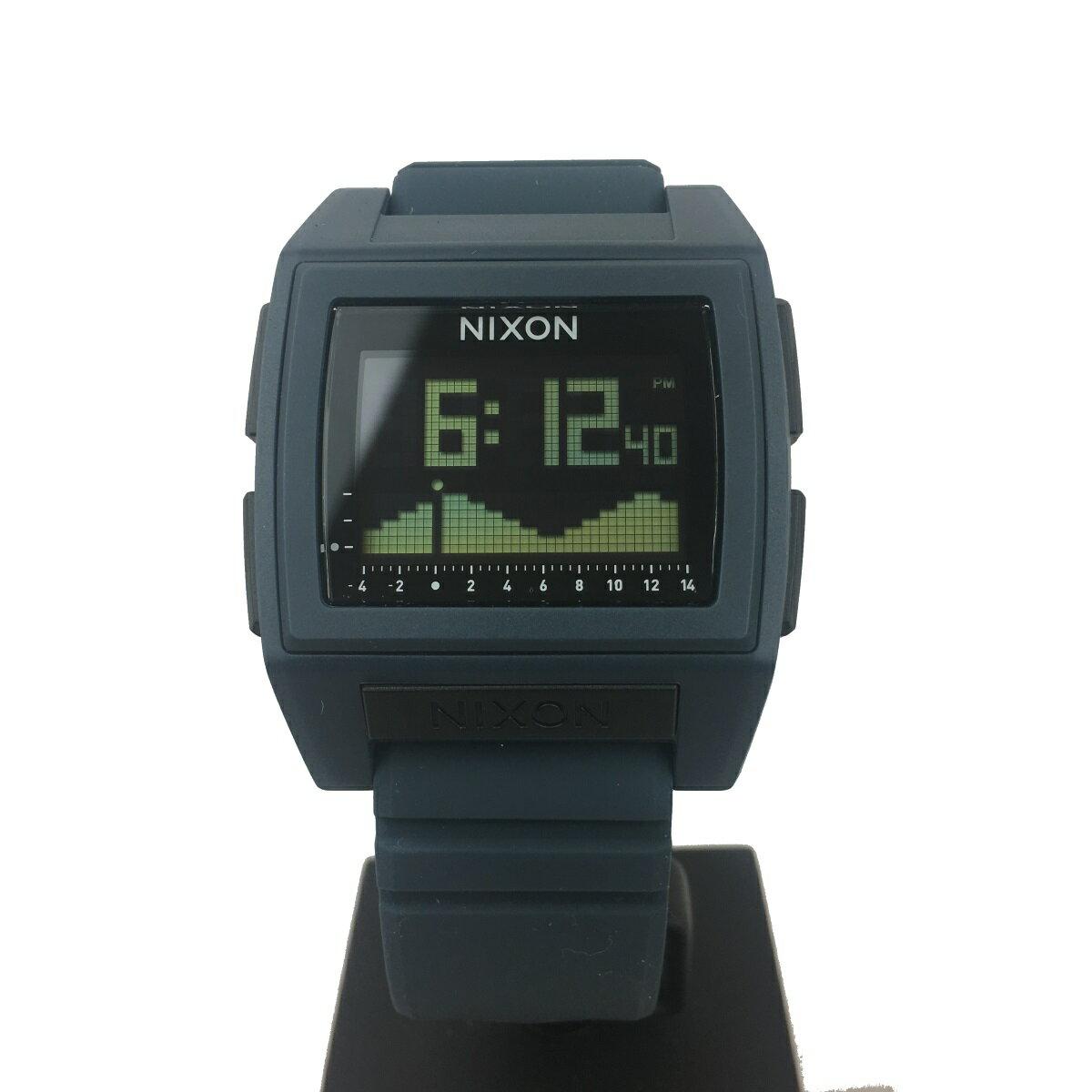 【500円割引クーポン!】 ニクソン 腕時計 NA12122889 [正規3年保証] メンズ NIXON 時計 THE BASE TIDE PRO メンズ nixon 入学祝い 誕生日 彼氏 プレゼント おしゃれ ブランド おすすめ 人気
