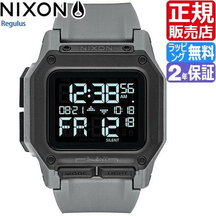 ニクソン レグルス 腕時計 NA1180632 [正規3年保証] メンズ NIXON 時計 THE REGULUS メンズ nixon 入学祝い 誕生日 彼氏 プレゼント おしゃれ ブランド おすすめ 人気