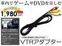 VTRアダプター 外部入力【当店適合表限定】 ACV