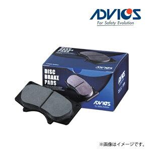 【送料無料】 ADVICS アドヴィックス ブレーキパッド SN124P ホンダ ライフ JB7/JB8 フロント用 ディスクパッド ブレーキパット