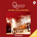 隔週クイーン・LPレコード・コレクション 第15号 ON FIRE : LIVE AT THE BOWL