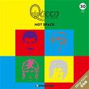 クイーン・LPレコード・コレクション 第20号 HOT SPACE デアゴスティーニ