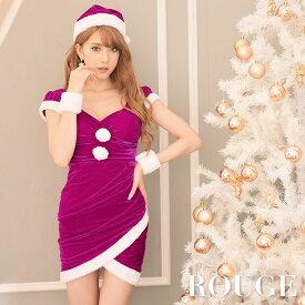 643b9dd533d06  あす楽  クリスマス ピンク サンタ コスチューム サンタコス コスプレ X mas サンタクロース レディース ドレス