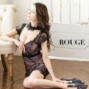 送料無料 キャバドレス 大きいサイズ ドレス S M L サイズ ルージュ 【ROUGE | ルージュ】 あす楽 ミニドレス 4279YNd…