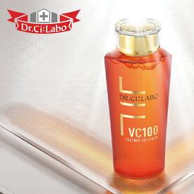 ドクターシーラボ新VC100エッセンスローションEX 150mlビタミンC配合化粧水 ローションはさらに史上最高濃度APPSを高配合角層のすみずみまで浸透しうるおいで満たす、美容液のような高機能ビタミンC*化粧水。艶やかでキメの整ったハリ肌に。【smtb-td】【RCP】【HLS_DU】