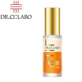 ドクターシーラボ Dr. Ci:Labo VC100ダブルリペアセラム30mlドクターシーラボ独自バランスの2層式美容液。【smtb-td】【RCP】【HLS_DU】ビタミンCセラミドストレスなめらか肌へ。肌を保護・保湿するとともに肌あれを防ぎ、すこやかな状態に整えます。