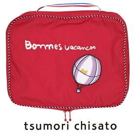 ツモリチサトワコール【tsumori chisato sleep】ランジェリーケース ポーチ『tsumori chisato SLEEP』2019春夏のテーマは「Bonnes vacances!(ボン バカンス)」。【smtb-td】【出産祝い内祝い】【RCP】【大人かわいい】【テイストキュート】UEO238