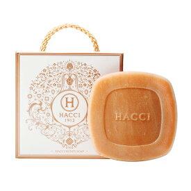 HACCI ハッチ HACCI1912 はちみつ洗顔石けん 80g 【メール便対象品】
