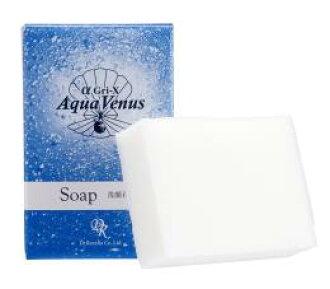 dokutarisera Dr.Recella Aqua维纳斯纯的水分肥皂(小型)20g[20,000日元(扣税)之上][存物柜领取对象商品]