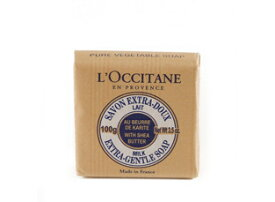ロクシタン シアソープ (ミルク) 100g L'OCCITANE(ロクシタン) [スキンケア 洗顔 石けん]