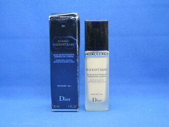 Christian Dior-based diorskinradiant 001 [at more than 20,000 yen (excluding tax)]