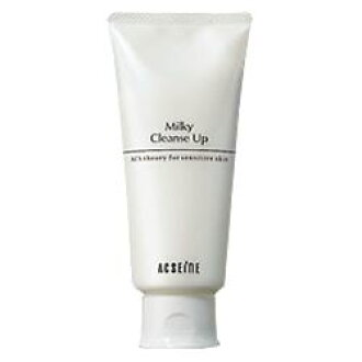 Acseine Milky cleanse up 120 g [at more than 20,000 yen (excluding tax)], [Rakuten BOX receipt item] [05P01Oct16]