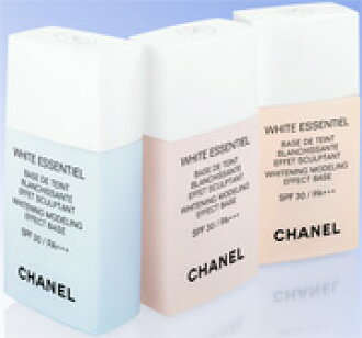 Chanel white esencial makeup base 30 ml CAHNEL (Chanel) [with more than 20,000 yen (excluding tax)], [Rakuten BOX receipt item] [05P01Oct16]