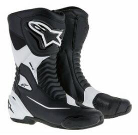 【alpinestars】 SMX-S BOOT ブラック/ホワイト