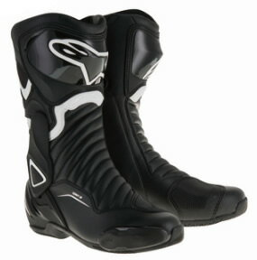 【alpinestars】 SMX-6 BOOT ブラック/ホワイト