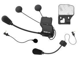 SENA/セナ SC-A0318 30K 20S 50S ユニバーサルヘルメットクランプキット(マイク付) スリム