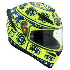 【国内仕様モデル】AGV K1 WINTER TEST 2015 ヴァレンティーノ・ロッシ ヘルメット 公道走行可