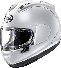 【Arai】アライ RX-7X フルフェイス ヘルメット グラスホワイト【ARAIRX7X】