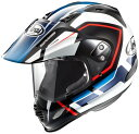 【Arai】 Tour Cross3 DETOUR ブルー