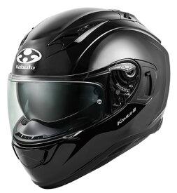 OGK KAMUI3 カムイ3 収納式インナーサンバイザー装備 オージーケーカブト フルフェイスヘルメットフルフェイスヘルメット ブラックメタリック