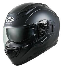 OGK KAMUI3 カムイ3 収納式インナーサンバイザー装備 オージーケーカブト フルフェイスヘルメットフルフェイスヘルメット フラットブラック