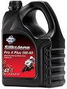 Silkolene Pro4 Plus 5W-40 4L