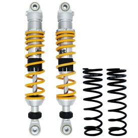 在庫あり 正規品 保証付き HO029 CT125 ハンターカブ オーリンズ リアサスペンション(ブラックスプリング同梱) OHLINS Shock absorber S36DR1 HO029