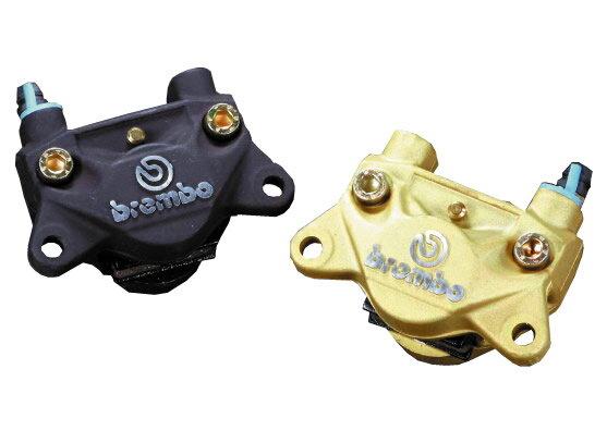 【brembo】 2ポット キャスティングキャリパー