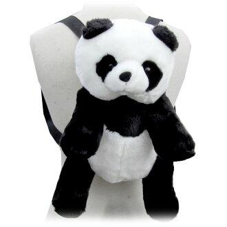 孩子們的書包、 背包毛絨熊貓毛絨背包 (cn) 02P01Oct16