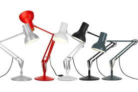 【送料無料 / 沖縄・離島を除く】ANGLEPOISE Desk lamp Type75 Mini CFL アングルポイズ タイプ75 ミニ デスクランプ:イギリス スプリング式アームランプ ワークランプ タスクランプ【ポイント】
