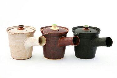 信楽焼き新茶器絞り出し式急須ティーポット茶ポットCYA-POT::
