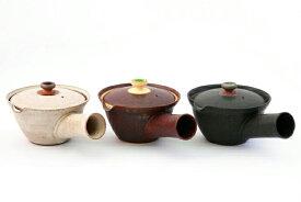 信楽焼き(しがらきやき) 新茶器 絞り出し式 急須KYU-SU FUTARI AR Piece: