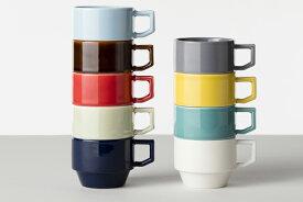 HASAMI BLOCK MUG ハサミ ブロックマグ波佐見焼(はさみやき)陶磁器のマグカップ【ポイント】: